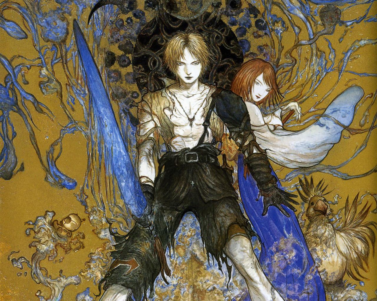 Free Final Fantasy X Wallpaper in 1280x1024