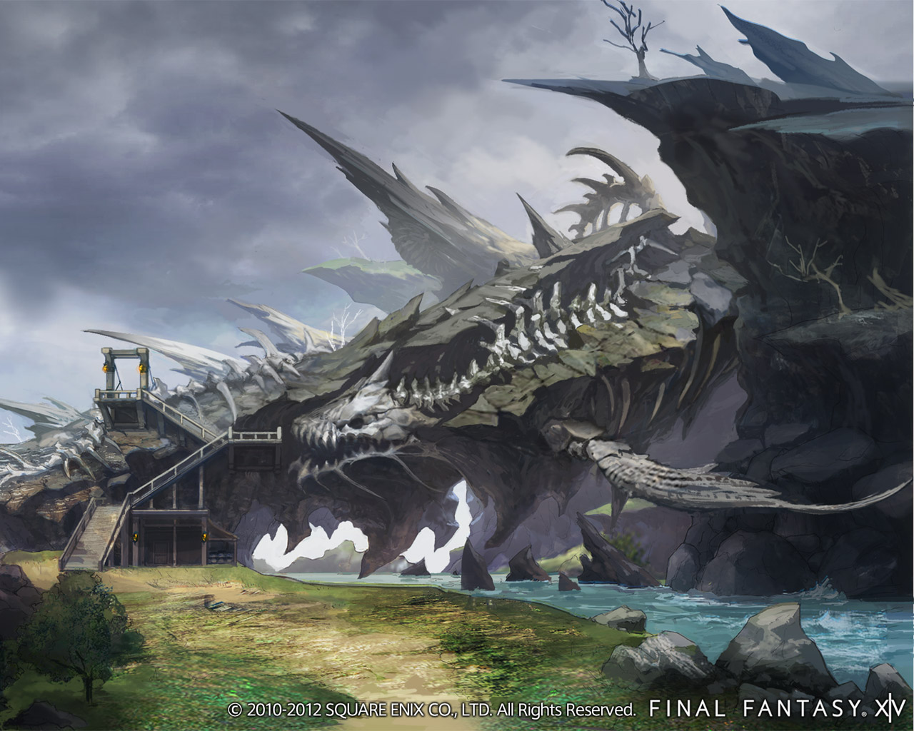 Free Final Fantasy XIV Wallpaper in 1280x1024