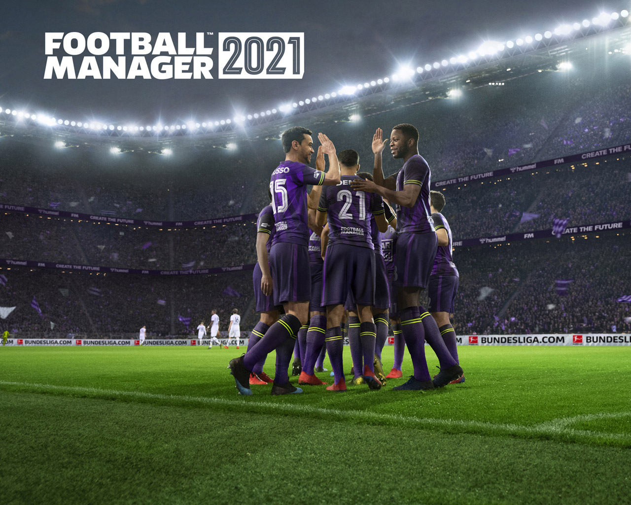 Free Football Manager 2021 Wallpaper in 1280x1024