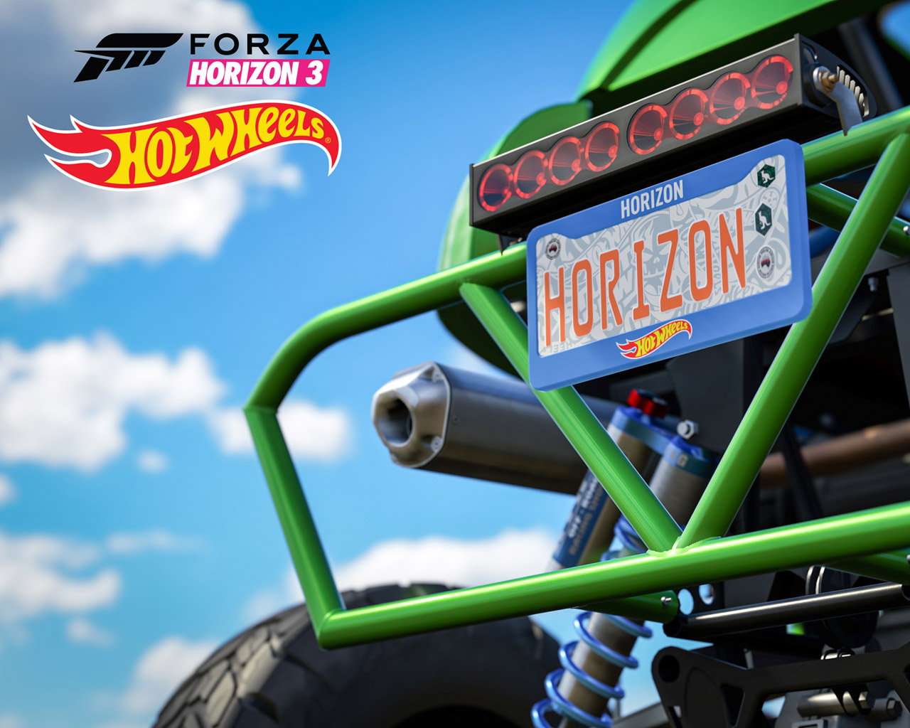 Forza Horizon 3 Wallpaper in 1280x1024
