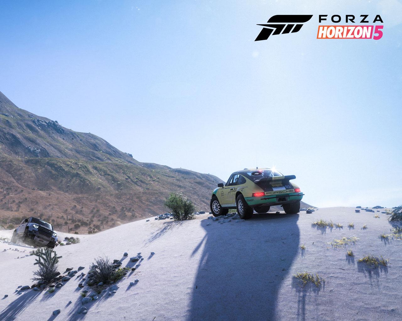 Free Forza Horizon 5 Wallpaper in 1280x1024