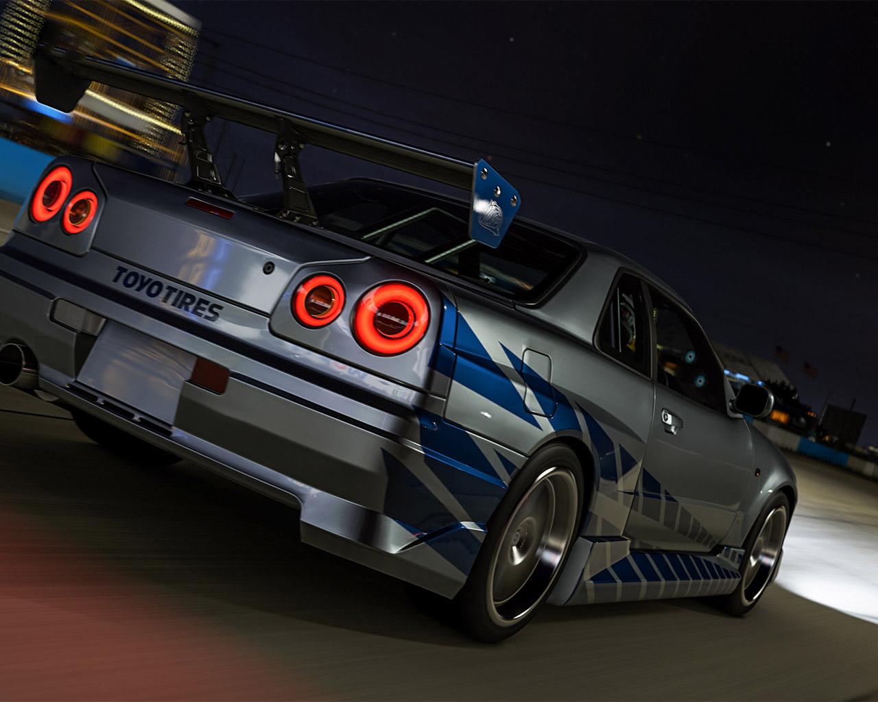 Forza Motorsport 6 Wallpaper in 1280x1024