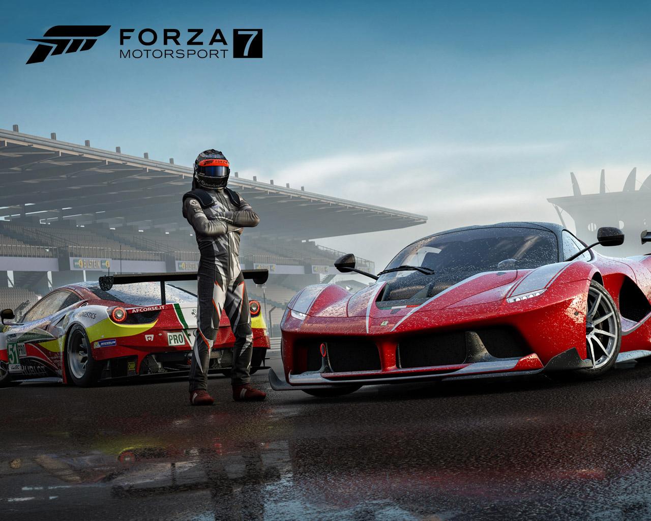 Free Forza Motorsport 7 Wallpaper in 1280x1024