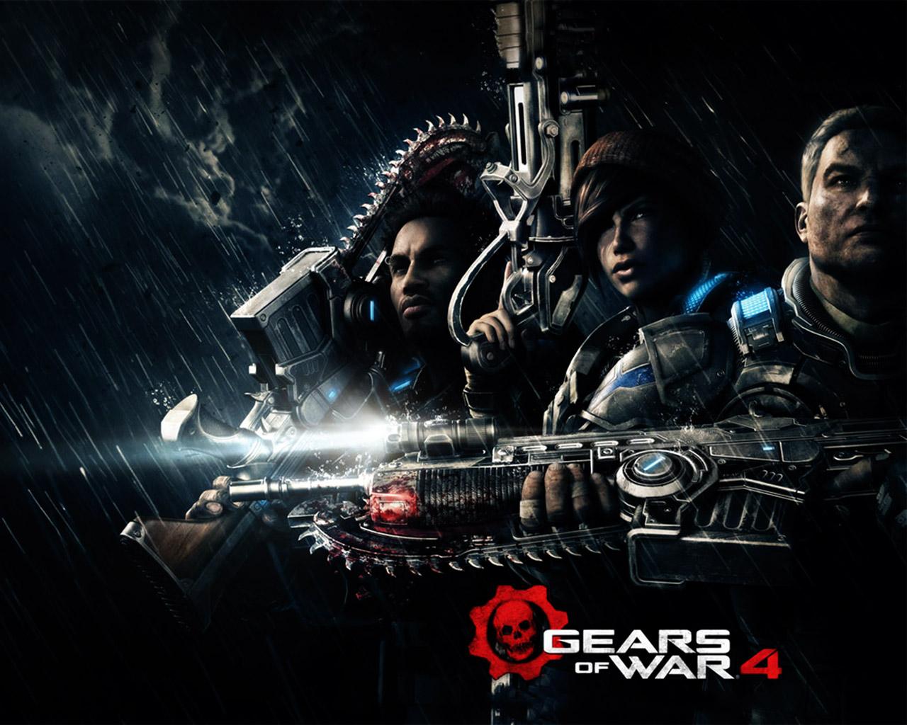 Gears of War 4 Wallpaper in 1280x1024