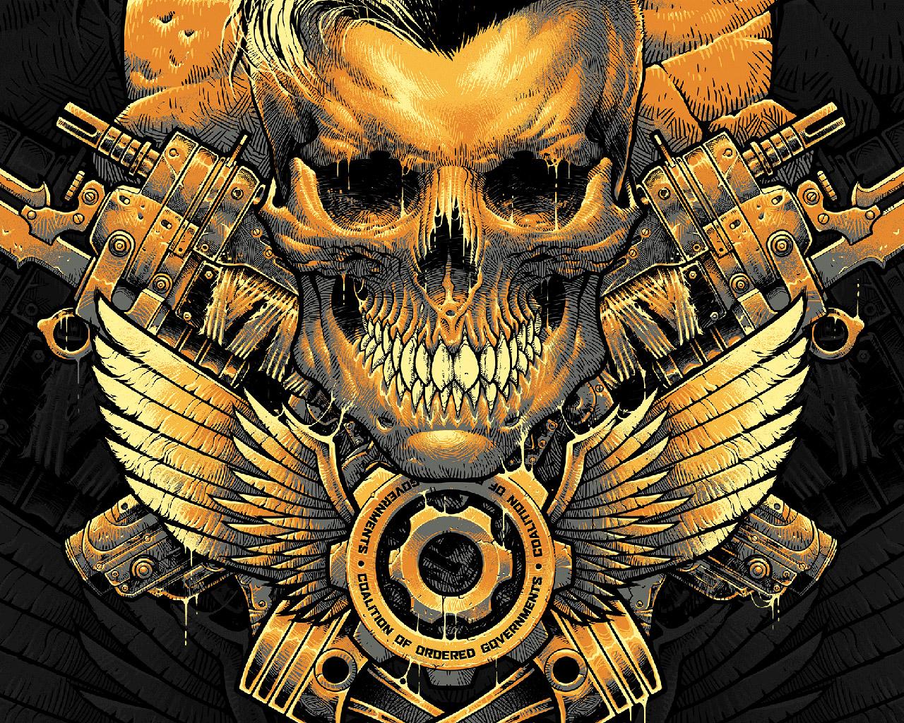 Gears Tactics Wallpaper in 1280x1024
