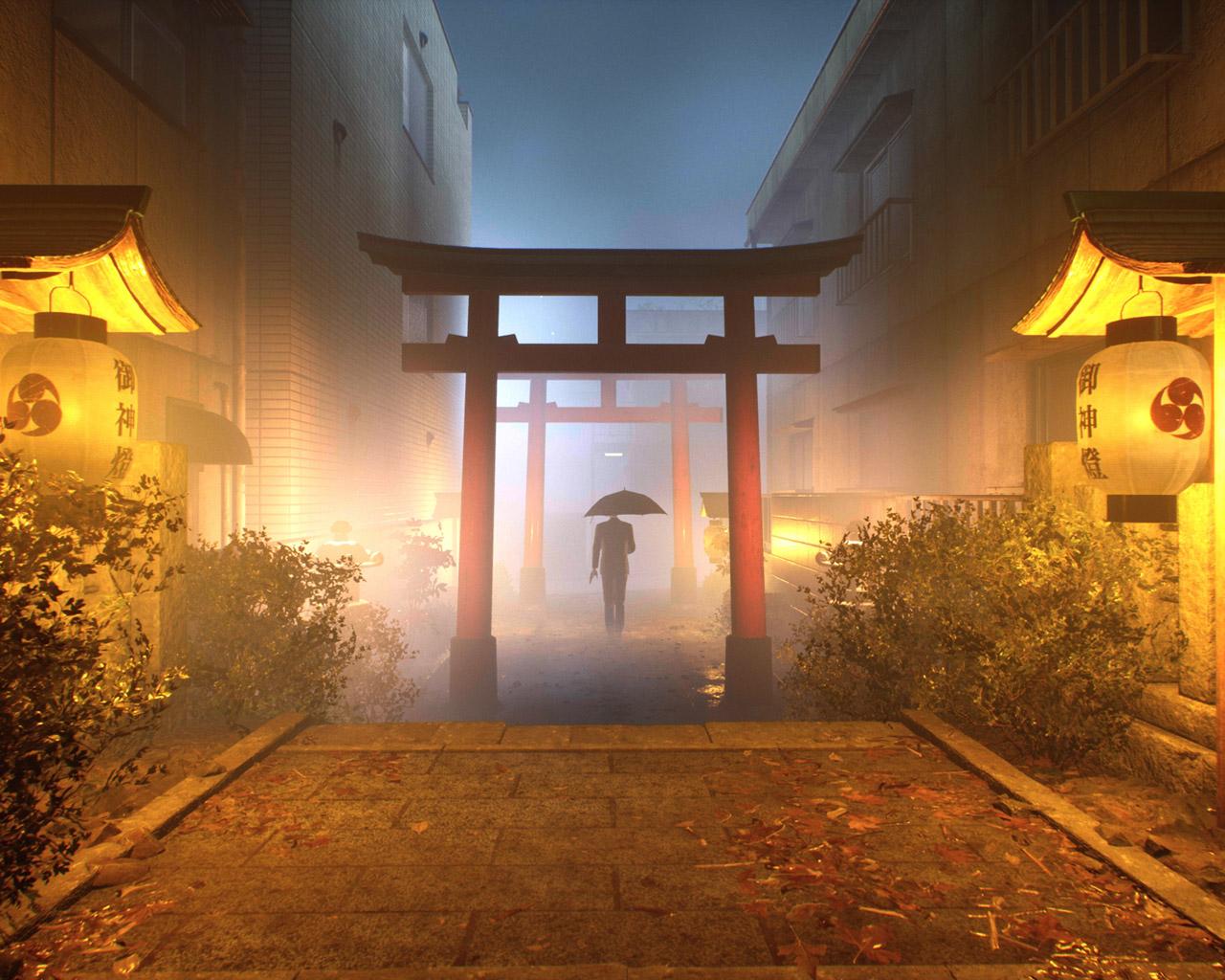 Free GhostWire: Tokyo Wallpaper in 1280x1024