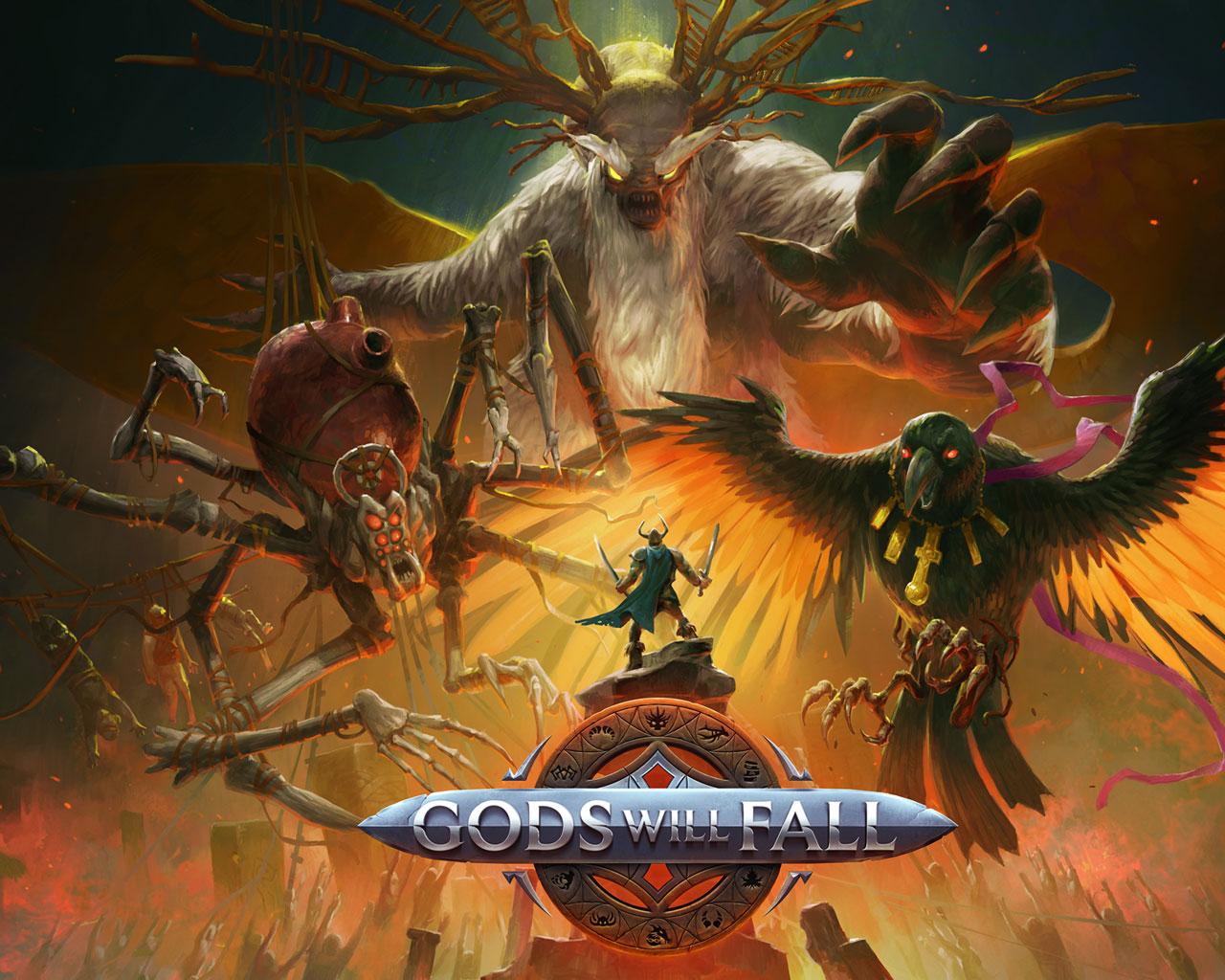 Free Gods Will Fall Wallpaper in 1280x1024