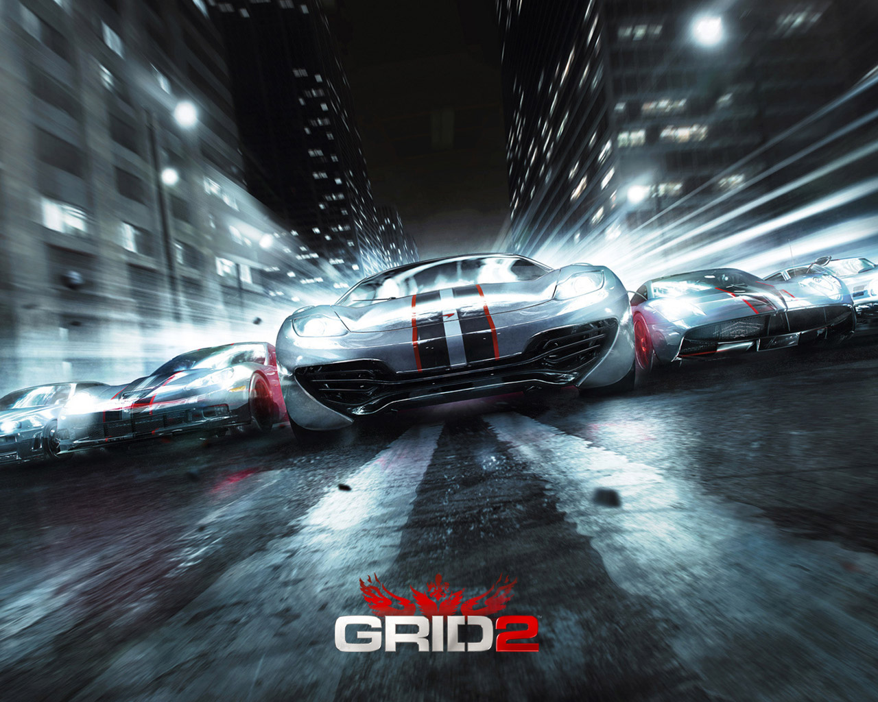 GRID 2 Wallpaper in 1280x1024