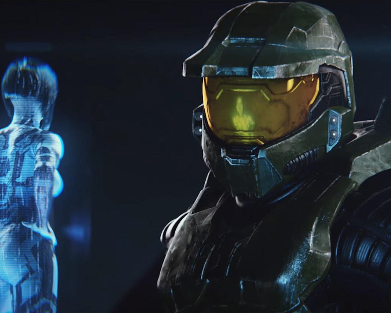 Halo 2 Wallpaper in 1280x1024