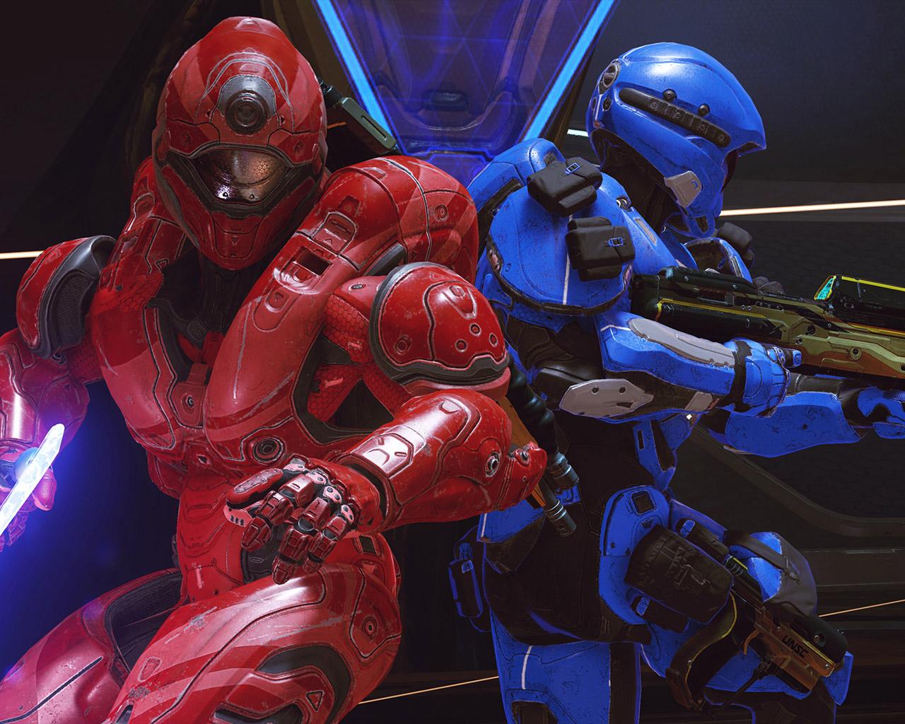 Halo 5: Guardians Wallpaper in 1280x1024