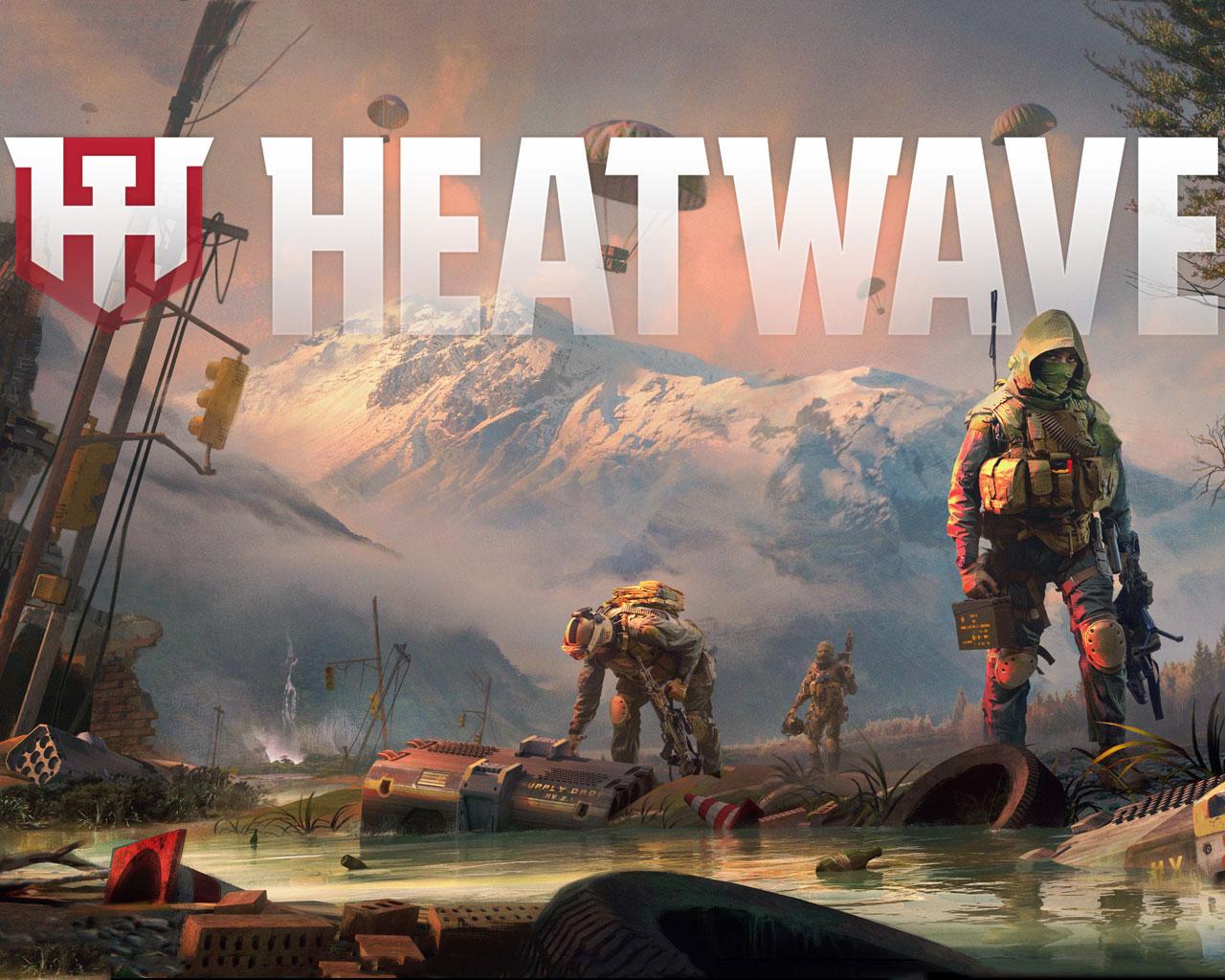 Free Heatwave Wallpaper in 1280x1024