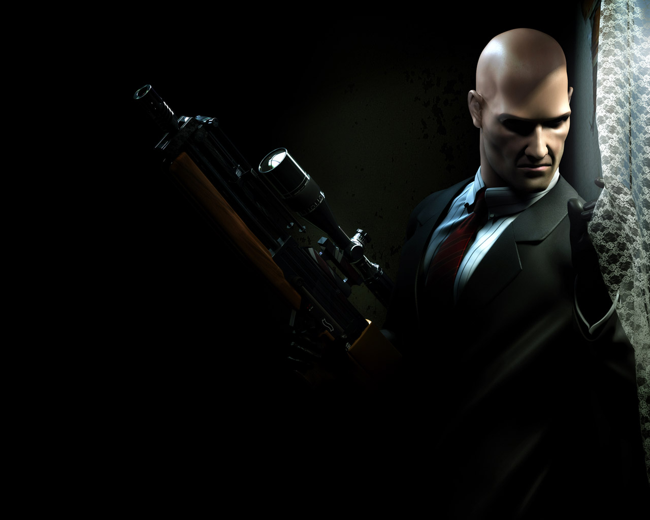 Free Hitman: Contracts Wallpaper in 1280x1024