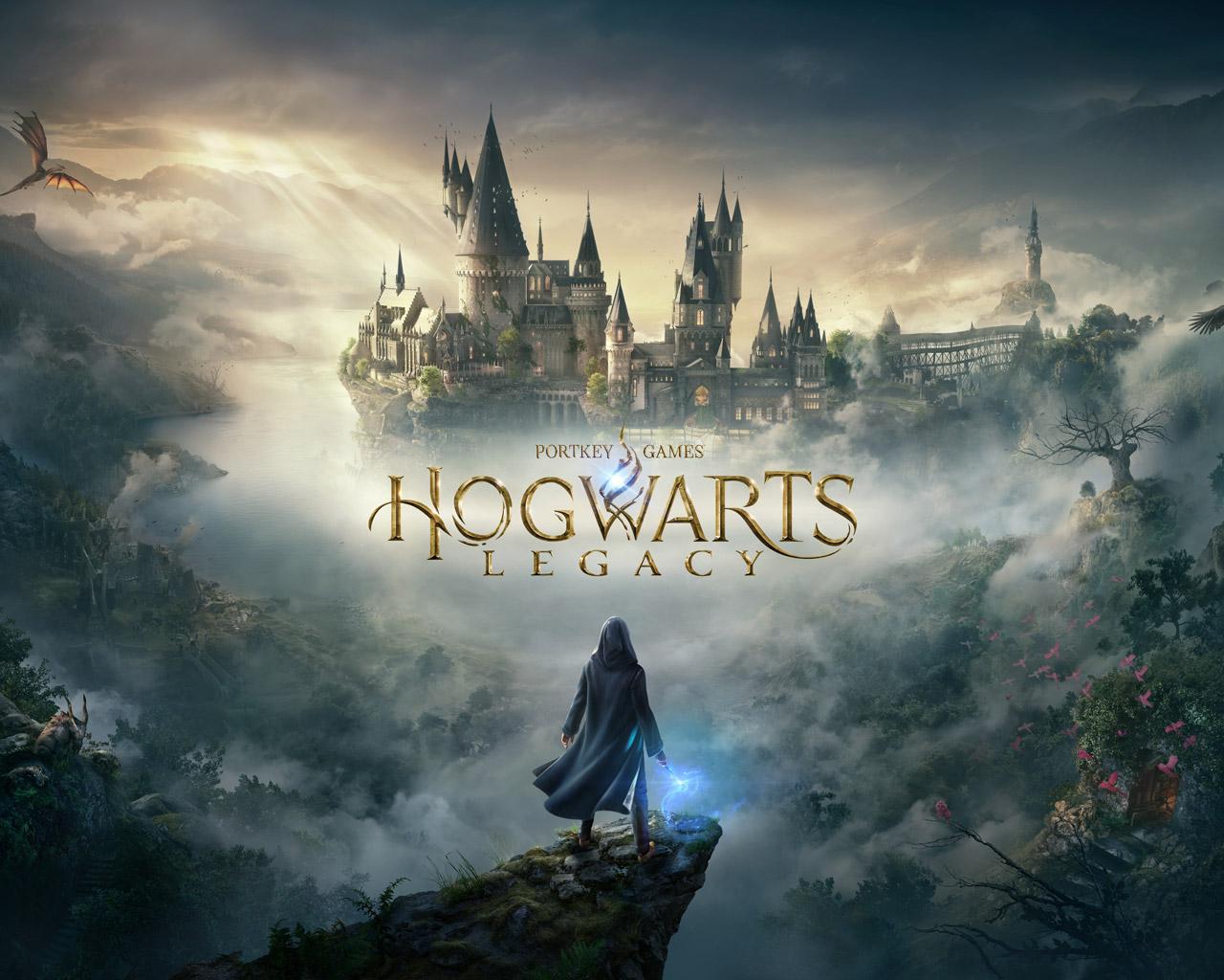 Free Hogwarts Legacy Wallpaper in 1280x1024