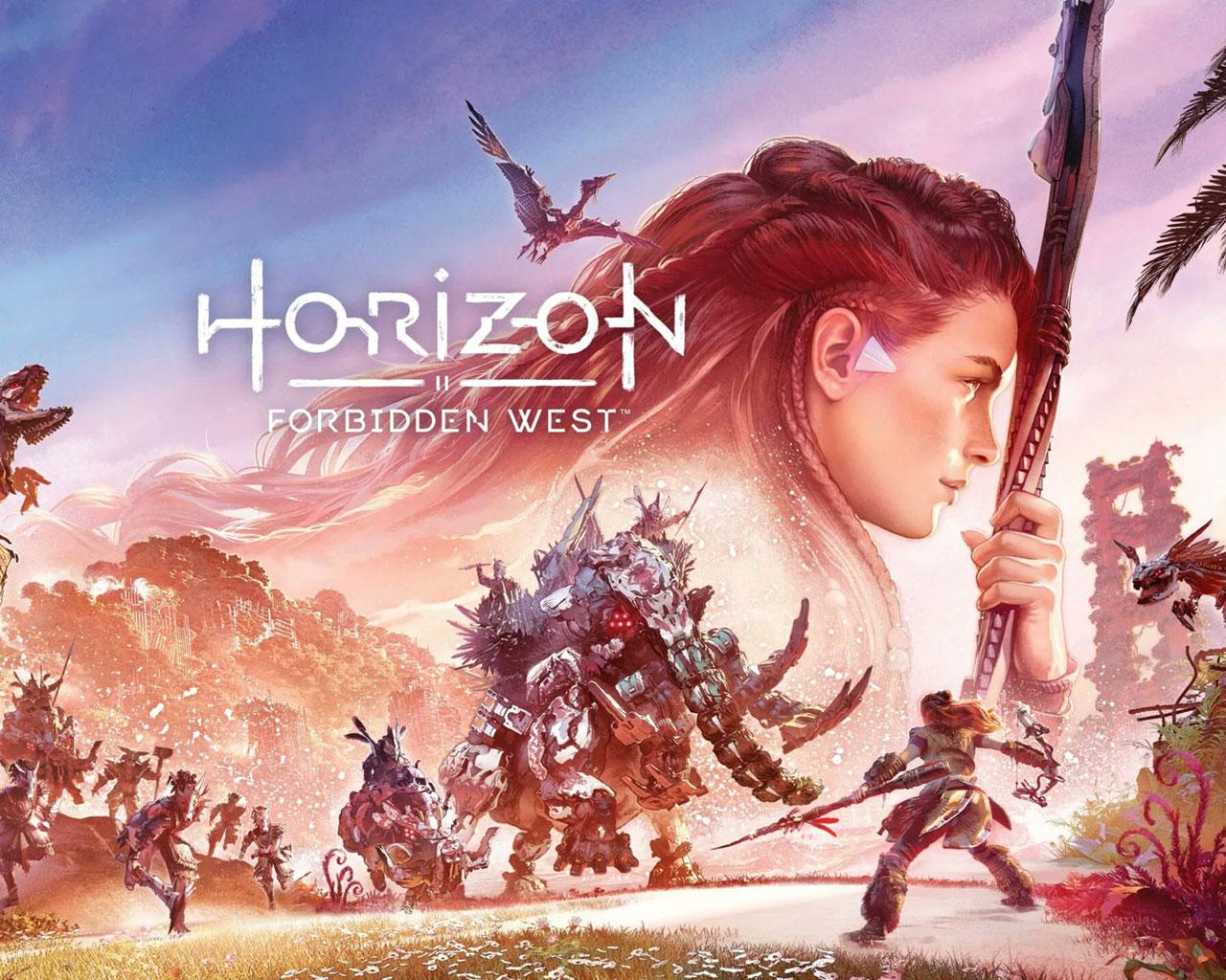 Free Horizon: Forbidden West Wallpaper in 1280x1024