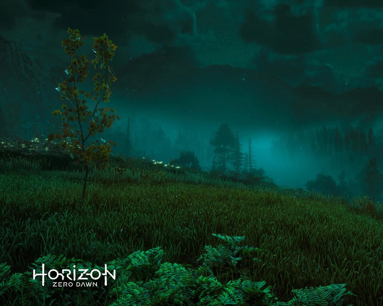 Free Horizon Zero Dawn Wallpaper in 1280x1024