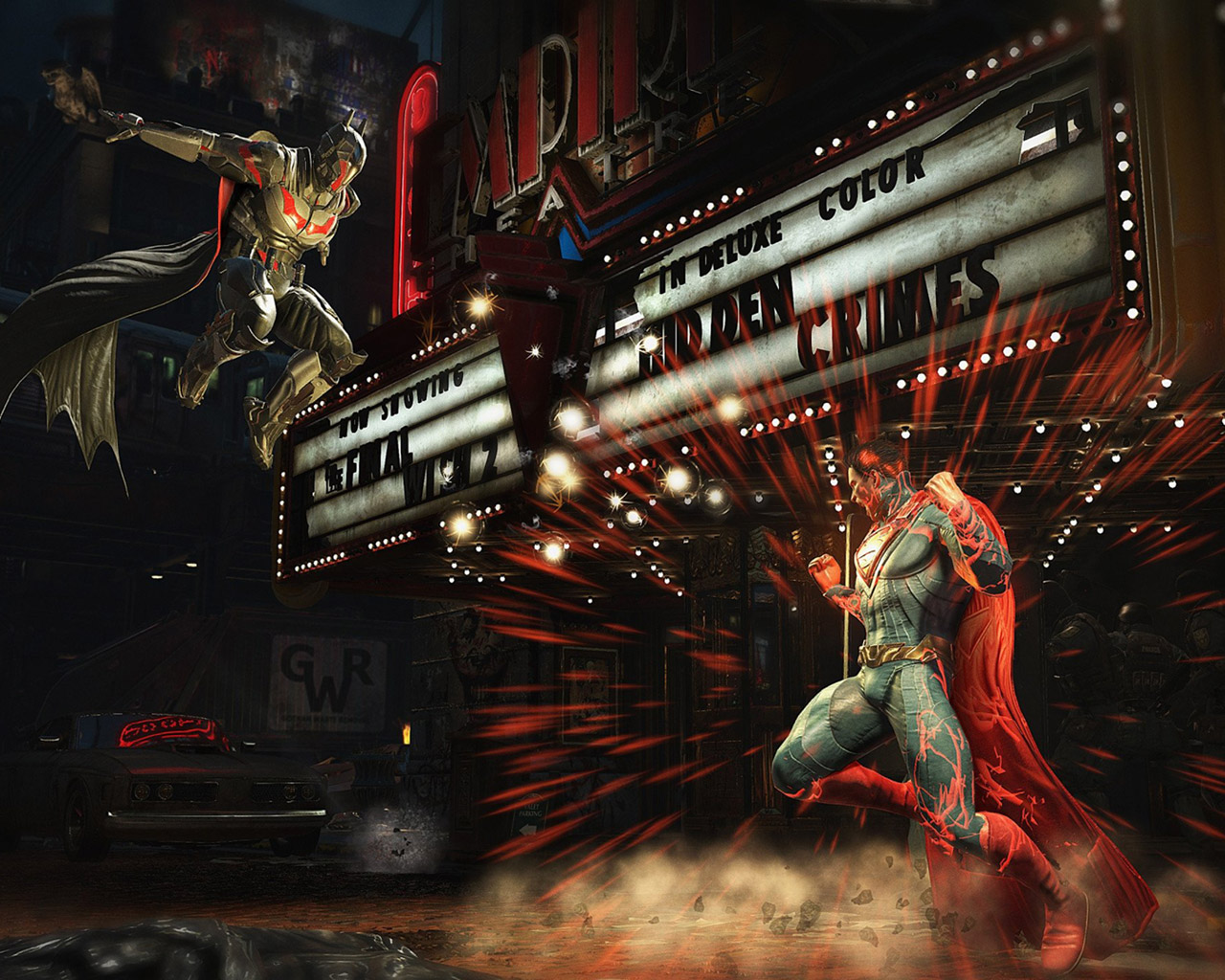 Free Injustice 2 Wallpaper in 1280x1024