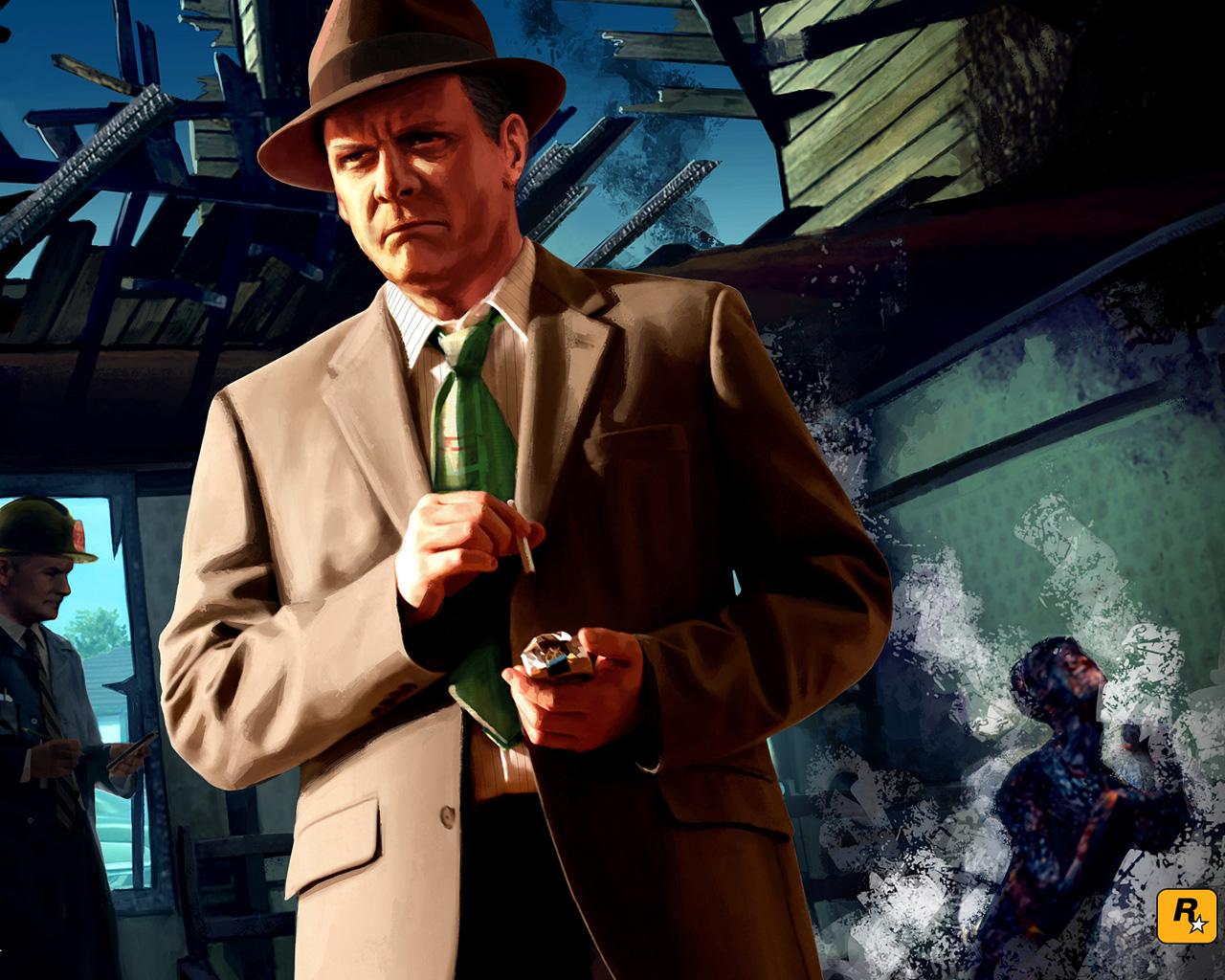 L.A. Noire Wallpaper in 1280x1024