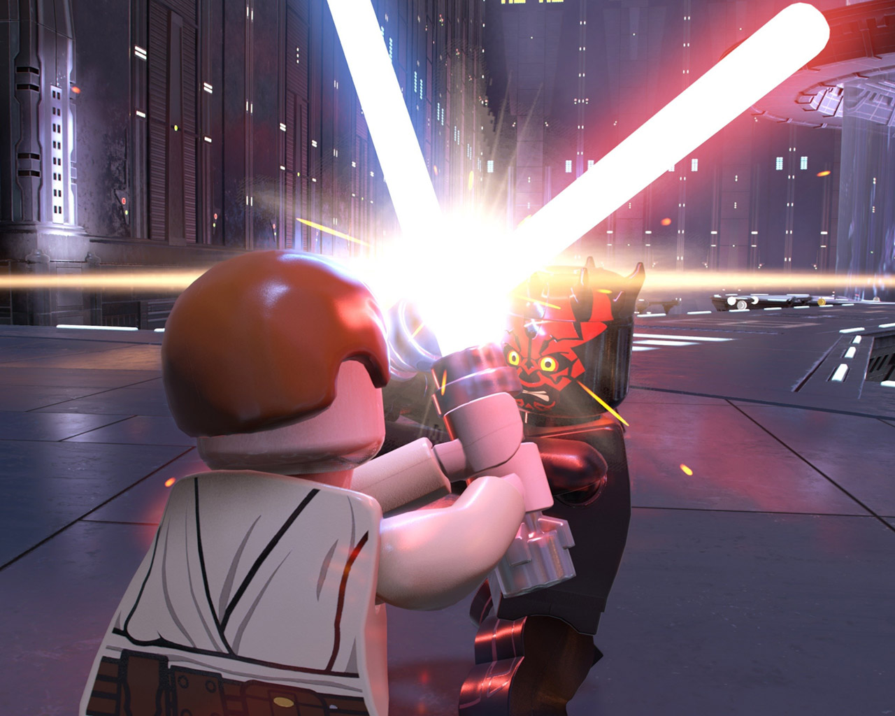 Free Lego Star Wars: The Skywalker Saga Wallpaper in 1280x1024