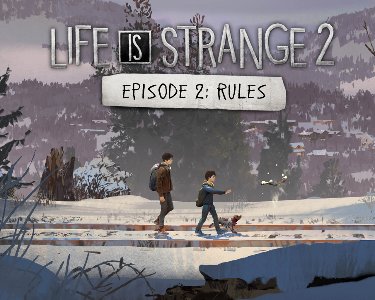 Free Life is Strange 2 Wallpaper in 1280x1024