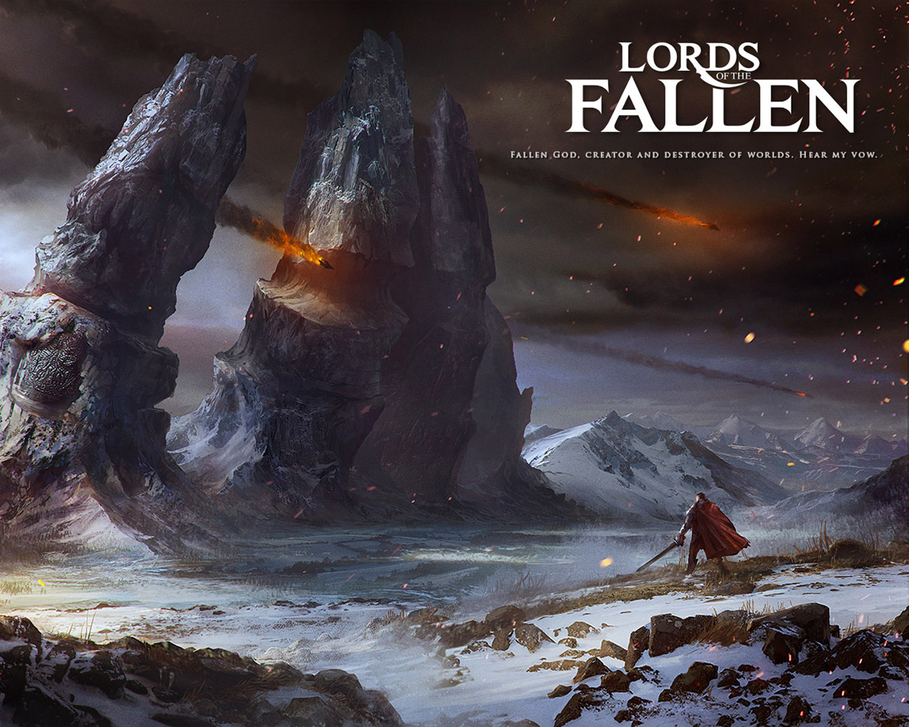 Free Lords of the Fallen Wallpaper in 1280x1024