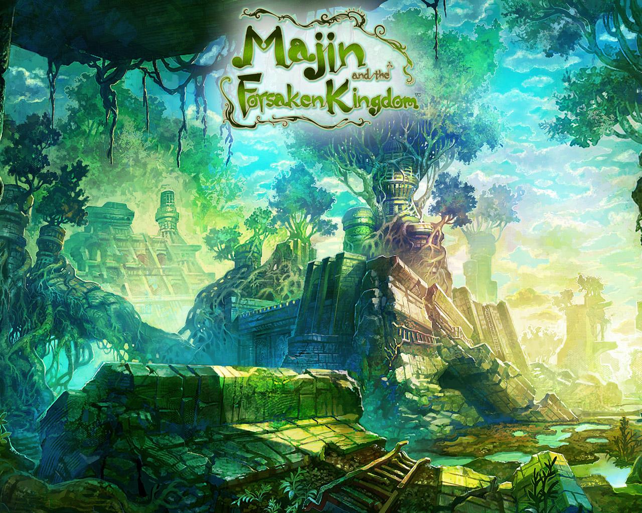 Free Majin and the Forsaken Kingdom Wallpaper in 1280x1024
