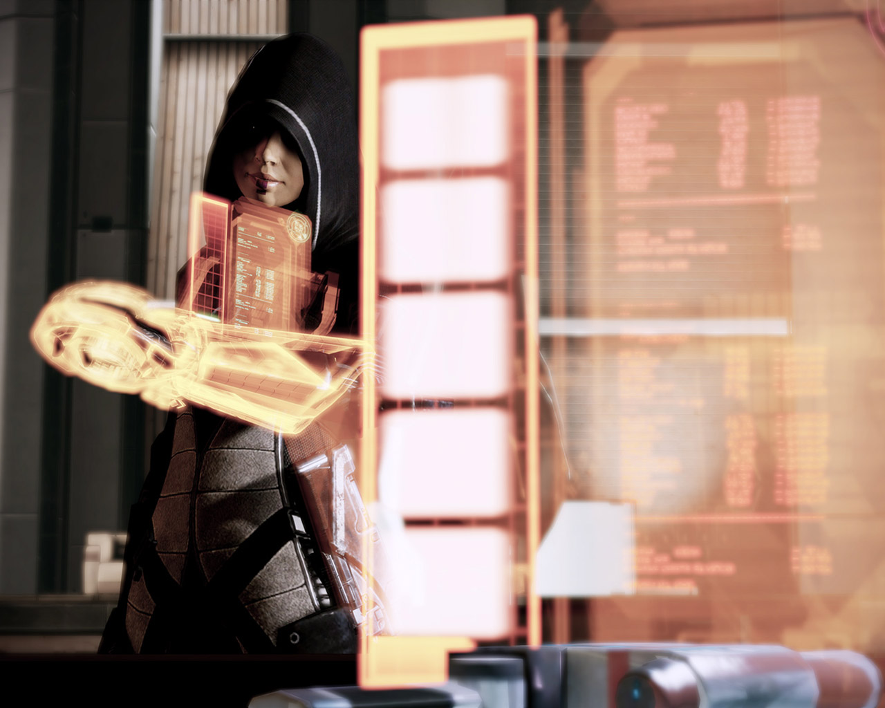 Free Mass Effect 2 Wallpaper in 1280x1024