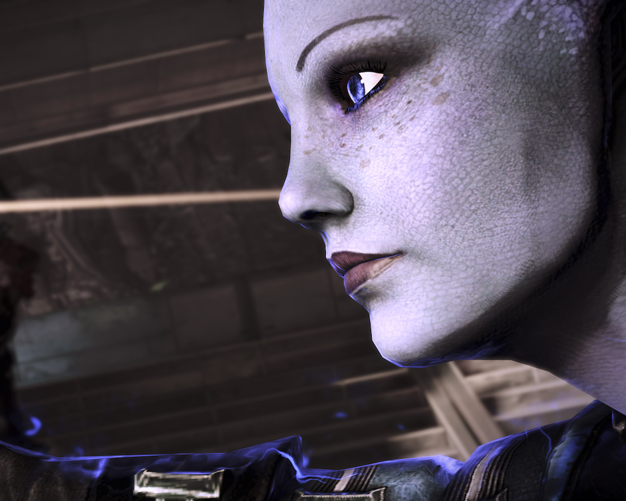 Free Mass Effect 3 Wallpaper in 1280x1024