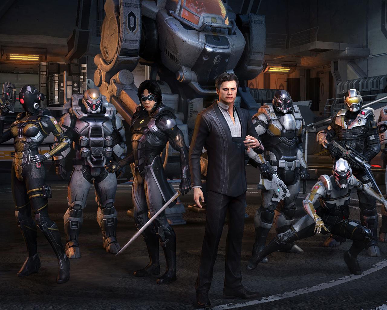 Mass Effect 3 Wallpaper in 1280x1024