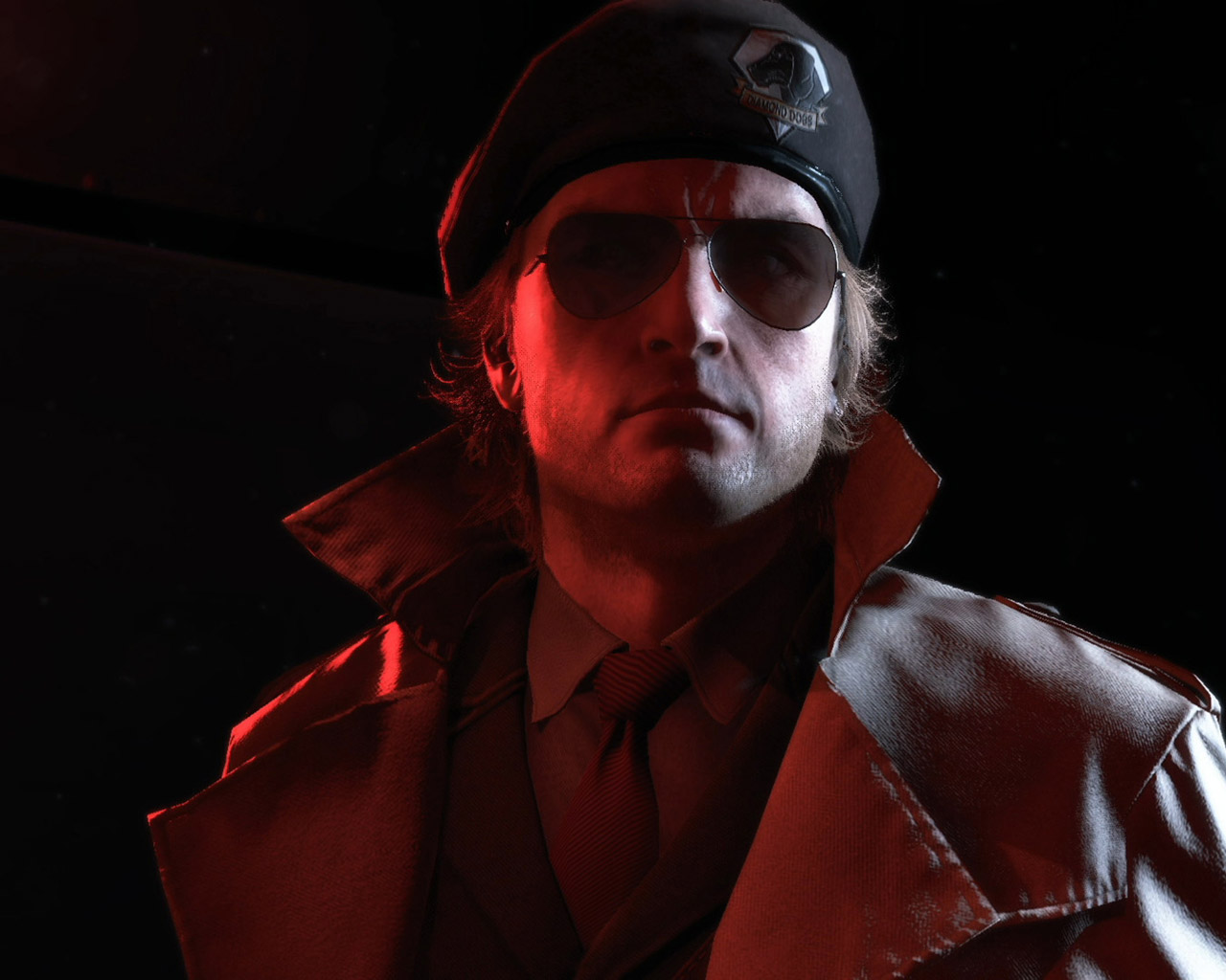 Free Metal Gear Solid V: The Phantom Pain Wallpaper in 1280x1024