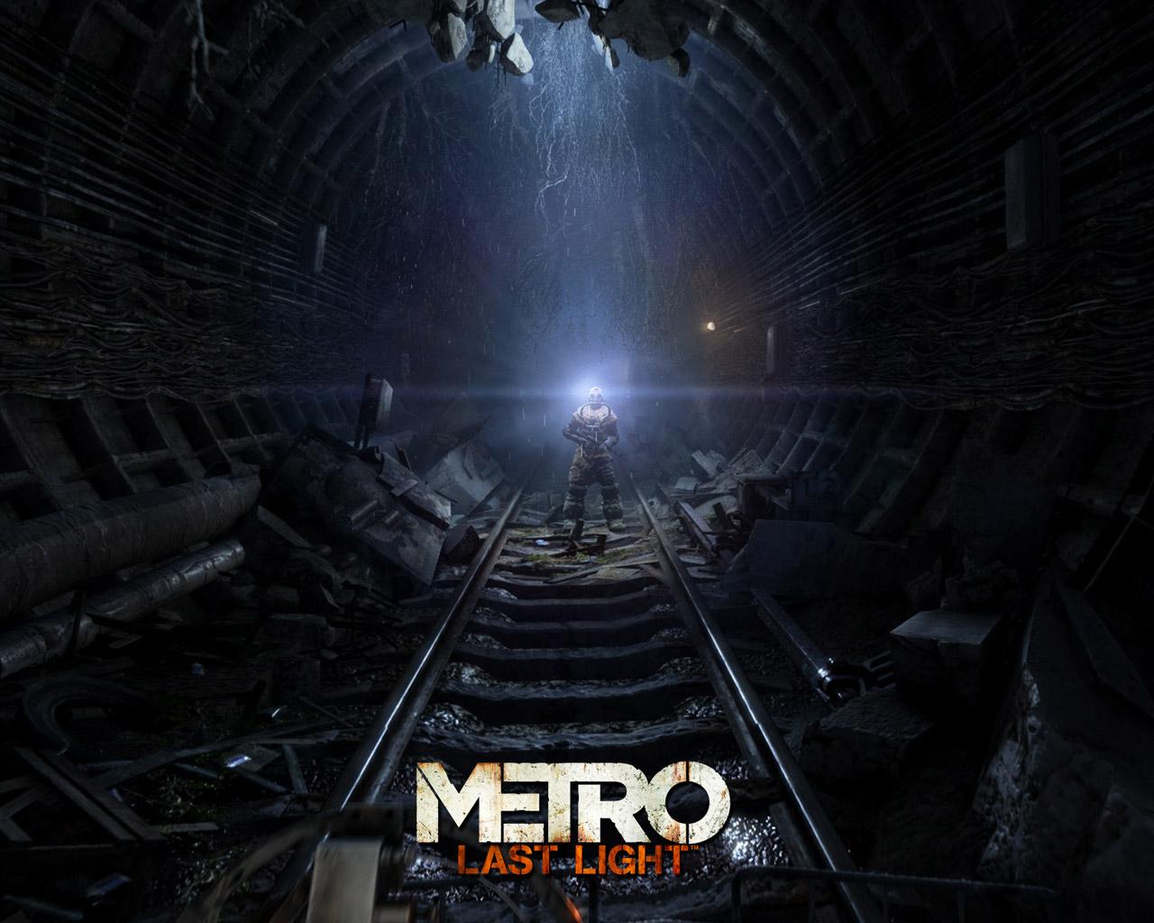 Free Metro: Last Light Wallpaper in 1280x1024