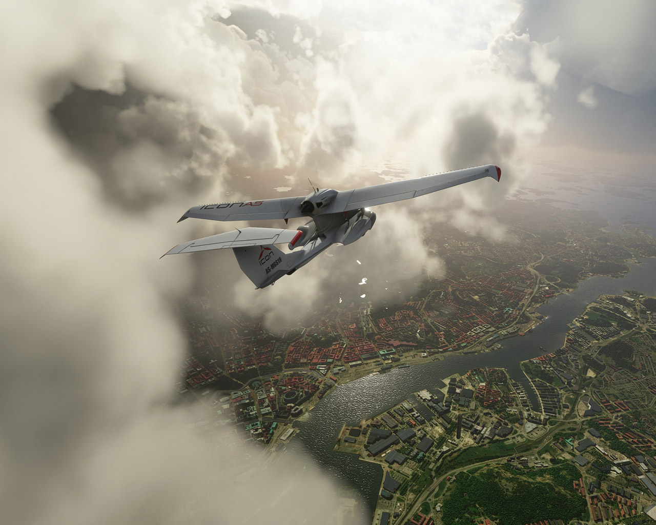 Free Microsoft Flight Simulator (2020) Wallpaper in 1280x1024