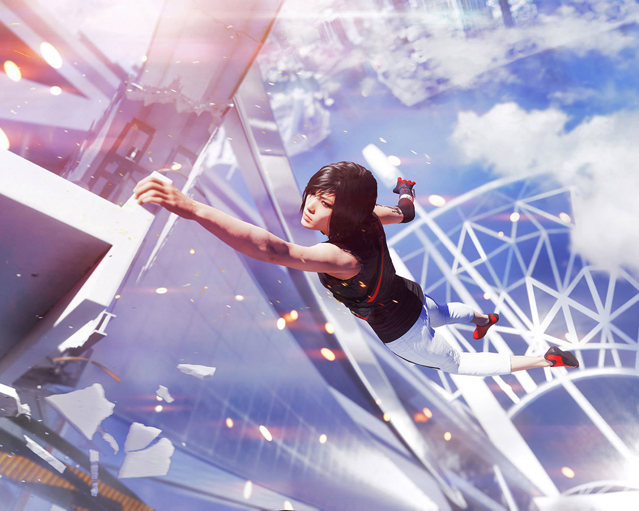 Mirror's Edge Catalyst Wallpaper in 1280x1024