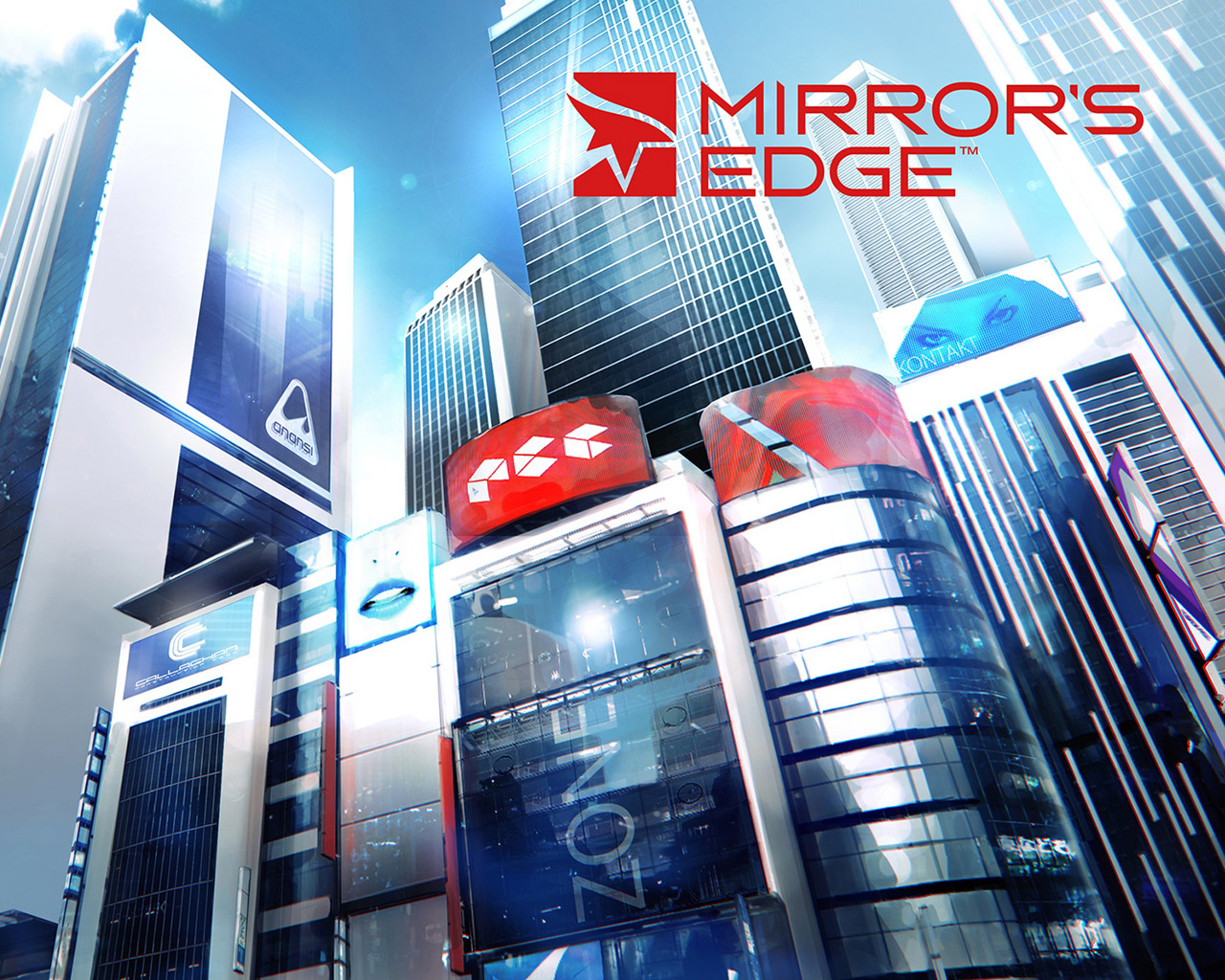 Free Mirror's Edge Catalyst Wallpaper in 1280x1024