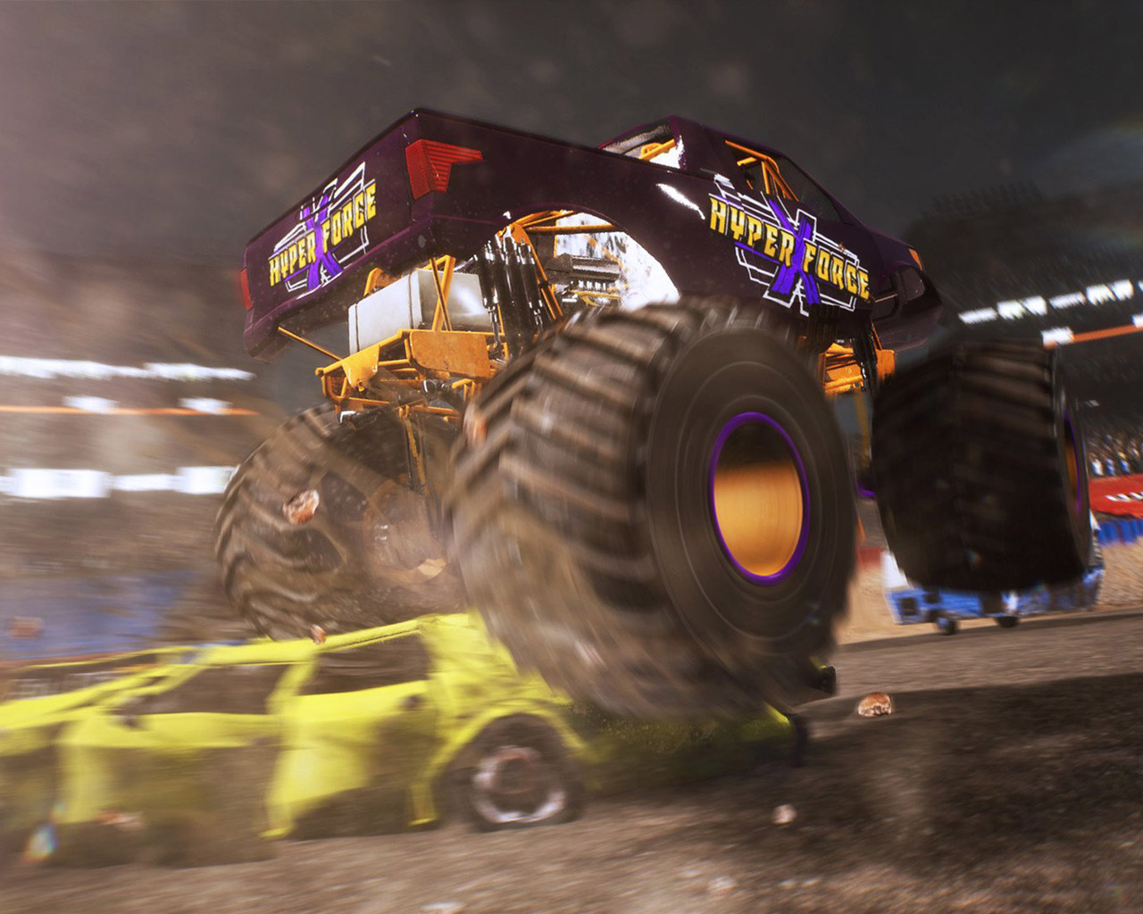 Free Monster Truck Championship Wallpaper in 1280x1024