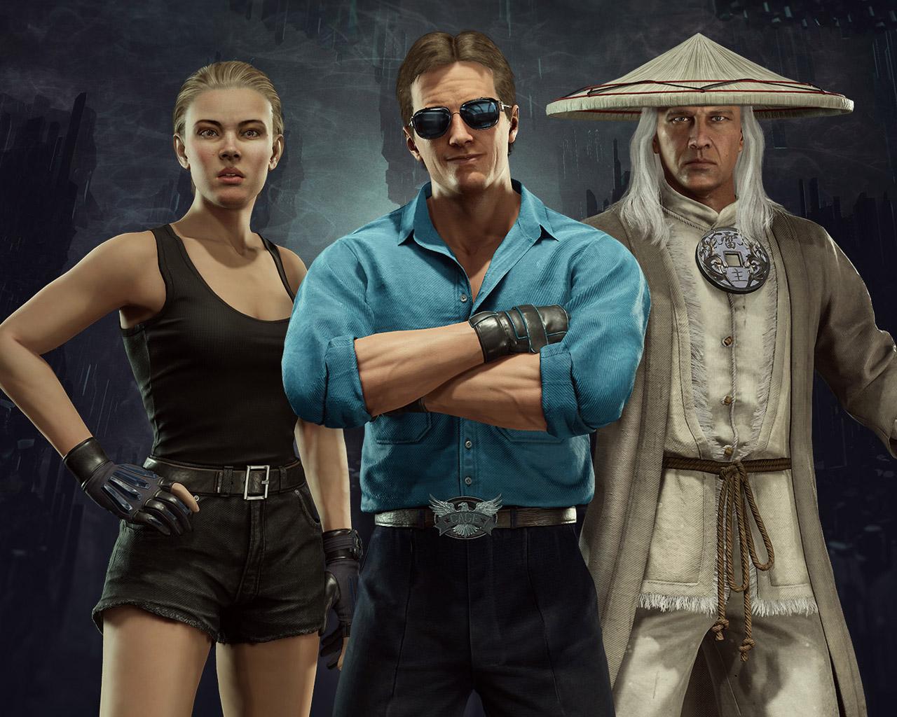 Free Mortal Kombat 11 Wallpaper in 1280x1024