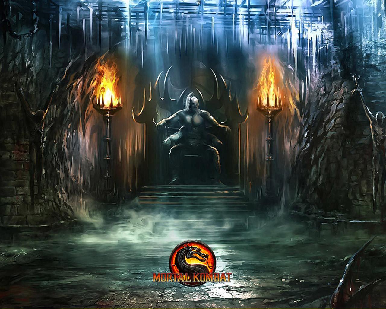 Mortal Kombat Wallpaper in 1280x1024