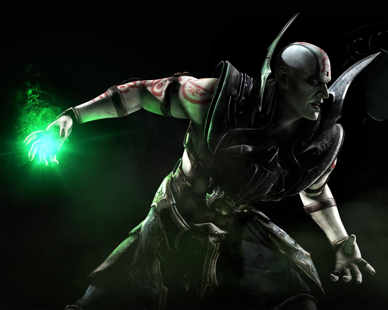 Mortal Kombat X Wallpaper in 1280x1024