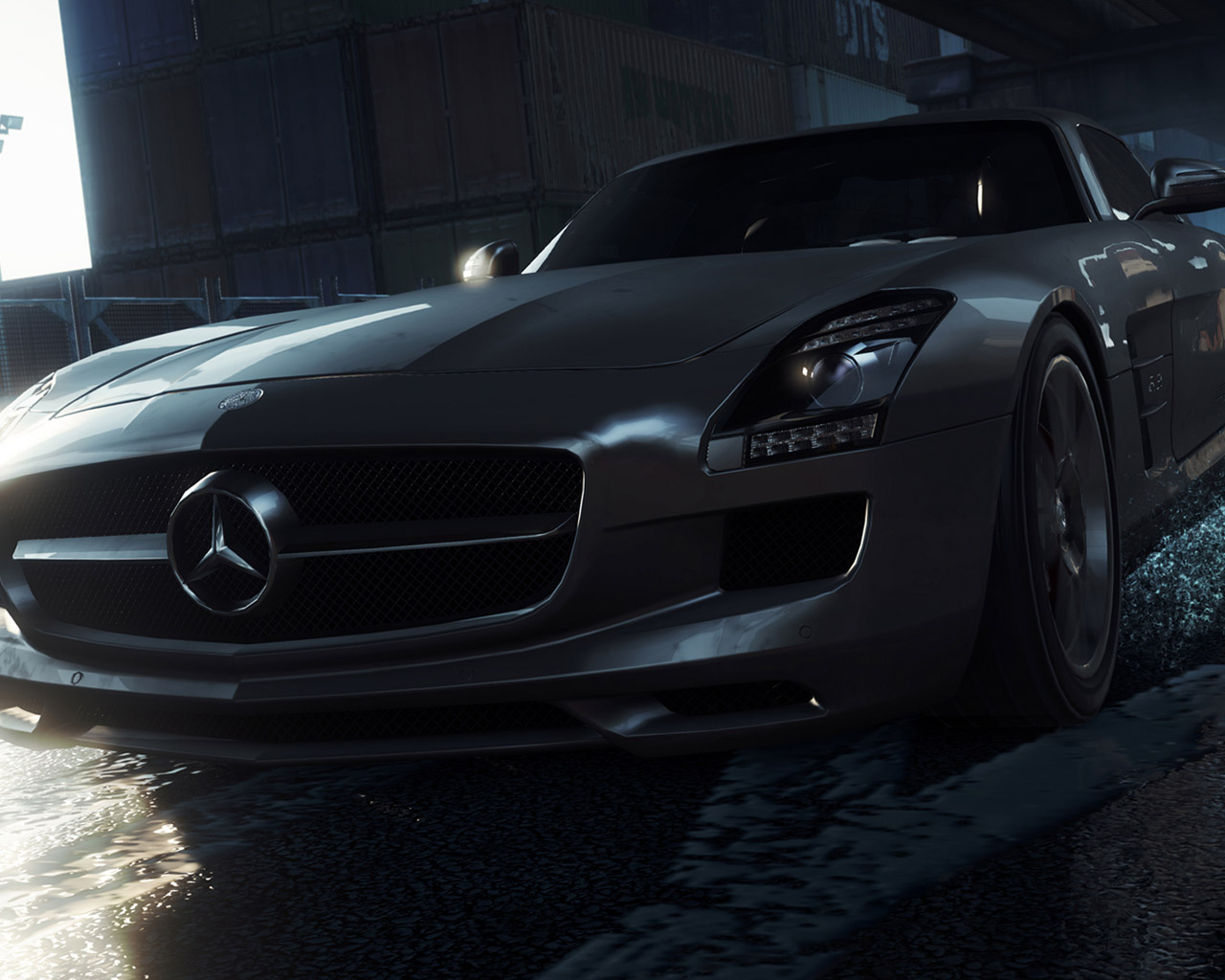 Free Need for Speed: Most Wanted (2012) Wallpaper in 1280x1024