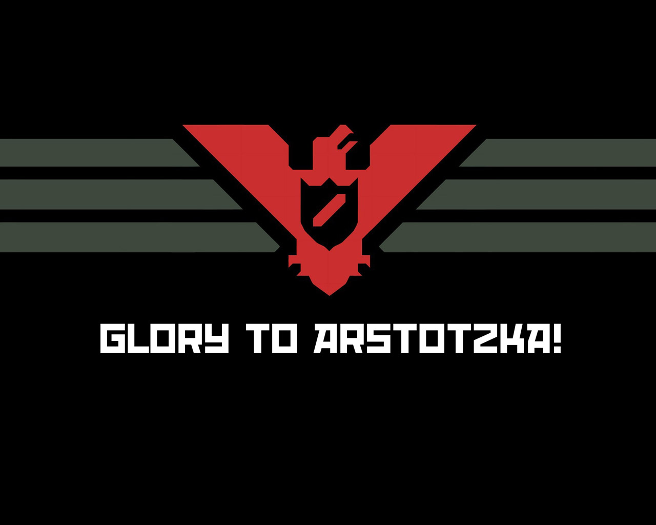 Free Papers, Please Wallpaper in 1280x1024