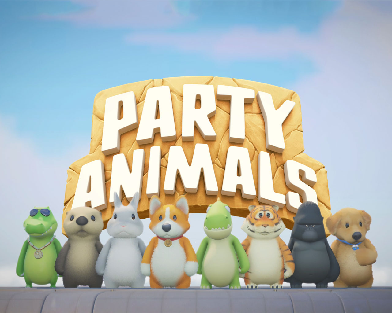 Free Party Animals Wallpaper in 1280x1024