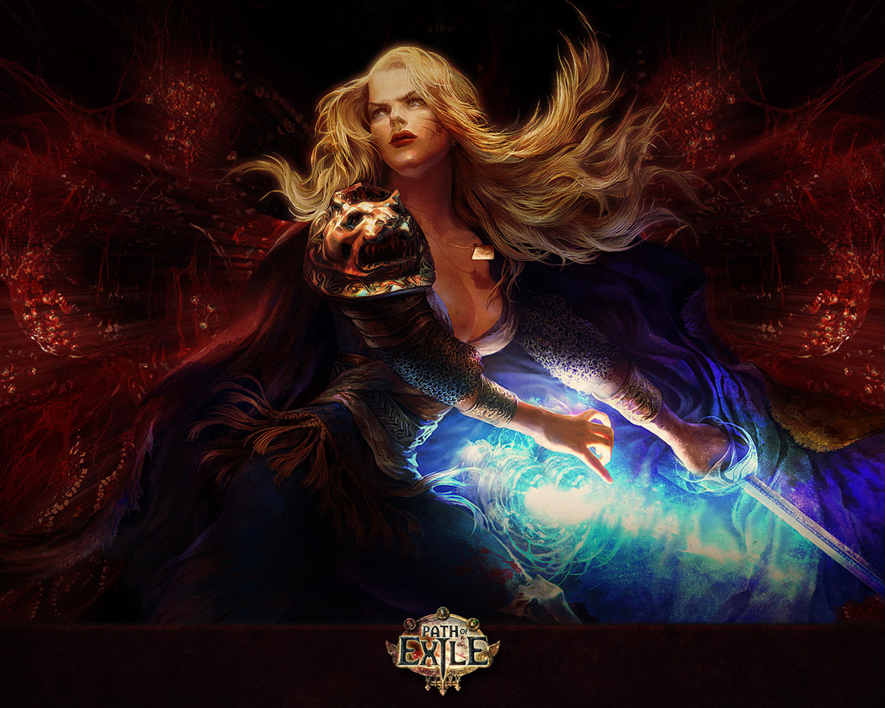 Path of Exile Wallpaper in 1280x1024