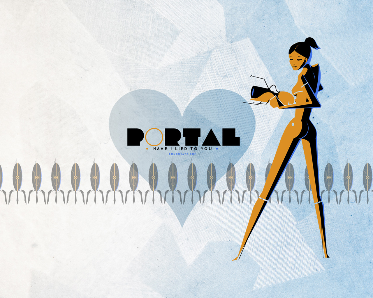 Free Portal Wallpaper in 1280x1024