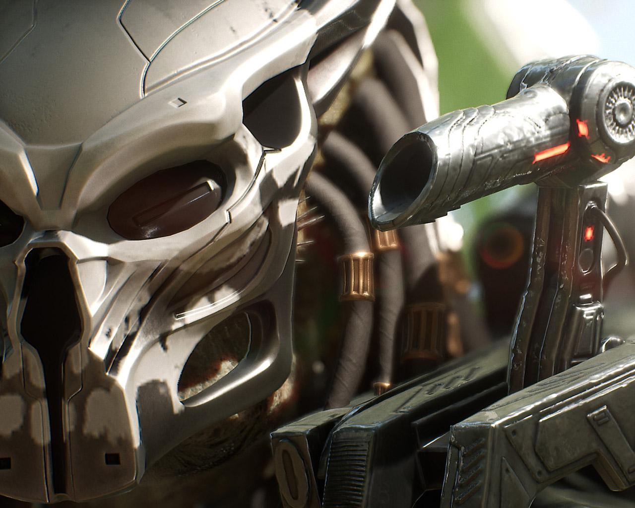 Free Predator: Hunting Grounds Wallpaper in 1280x1024