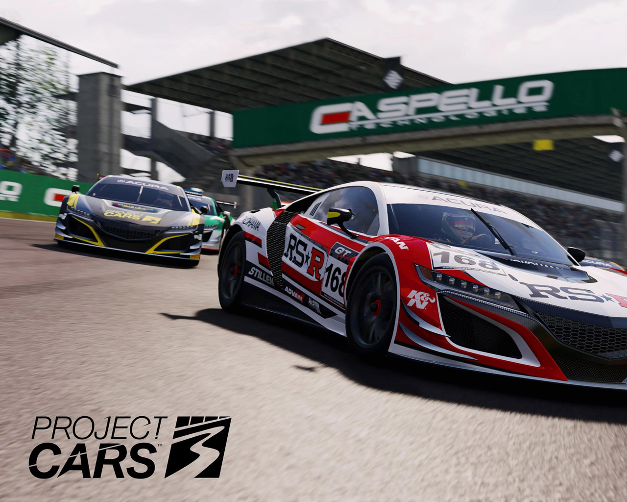 Free Project Cars 3 Wallpaper in 1280x1024