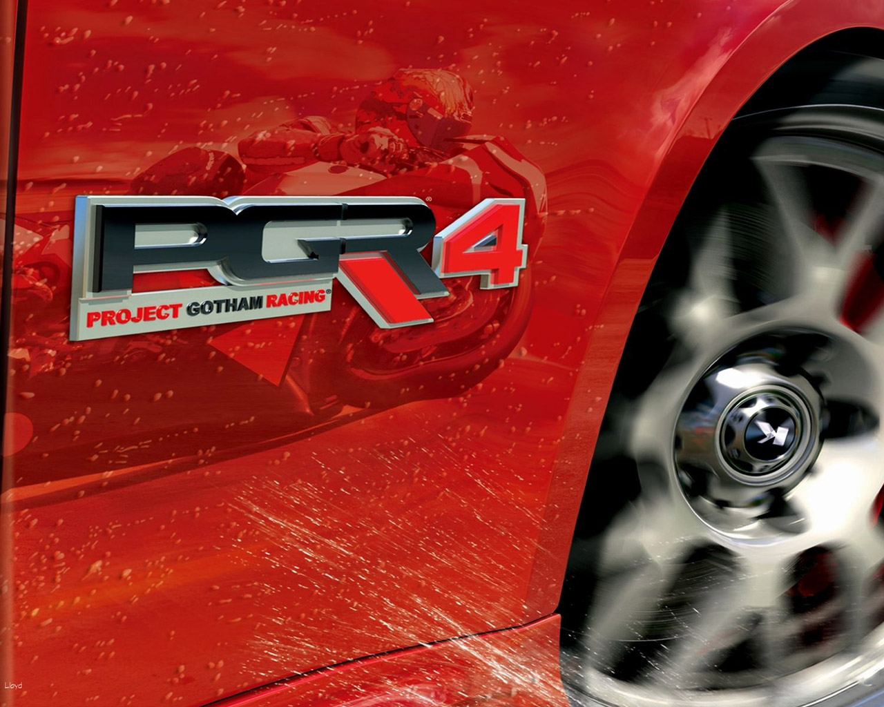 Project Gotham Racing 4 Wallpaper in 1280x1024