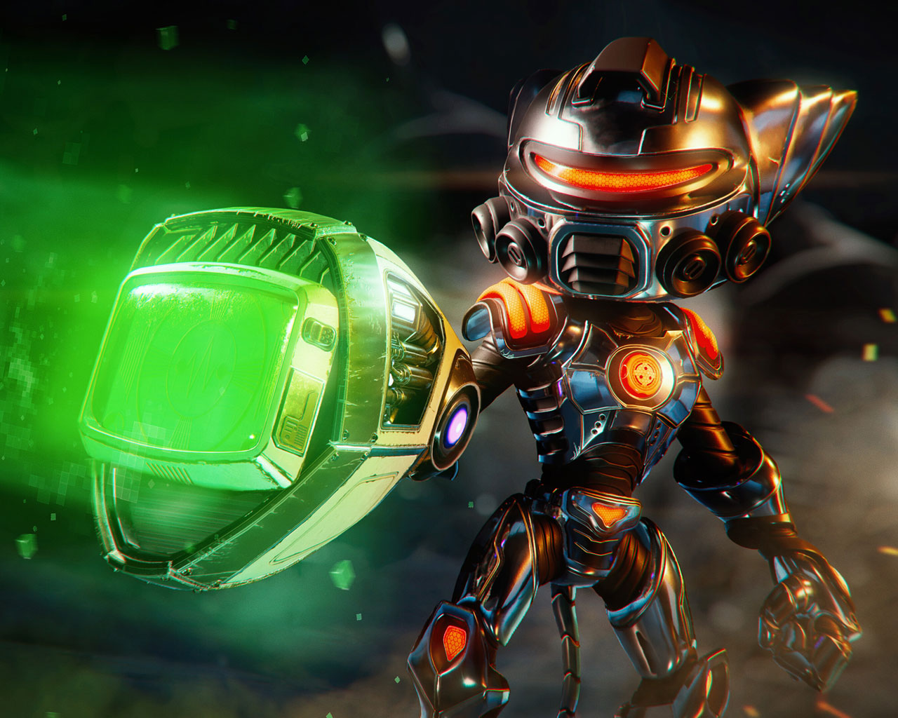 Free Ratchet & Clank: Rift Apart Wallpaper in 1280x1024