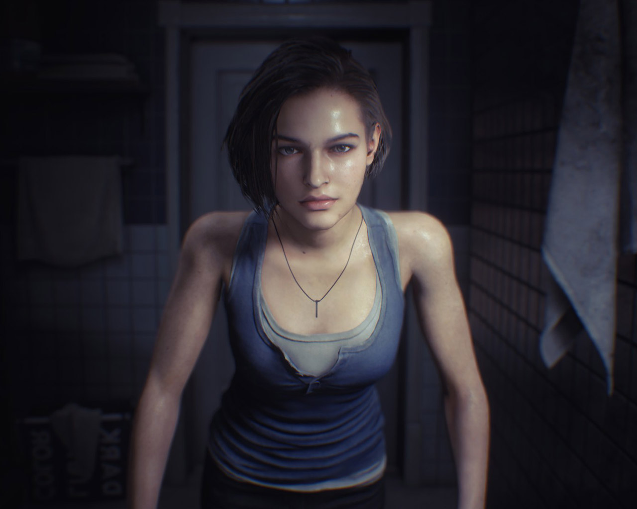 Free Resident Evil 3 Wallpaper in 1280x1024