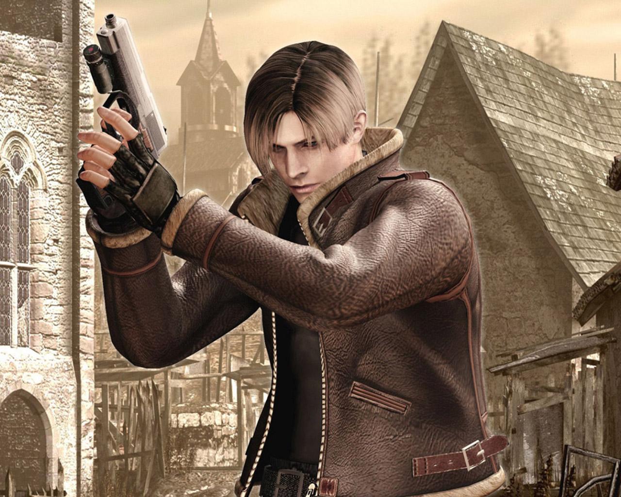 Free Resident Evil 4 Wallpaper in 1280x1024