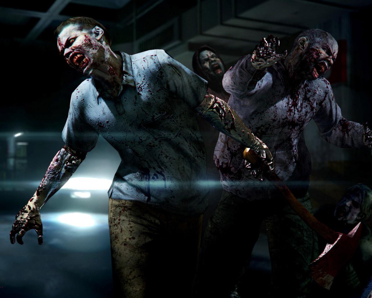 Free Resident Evil 6 Wallpaper in 1280x1024