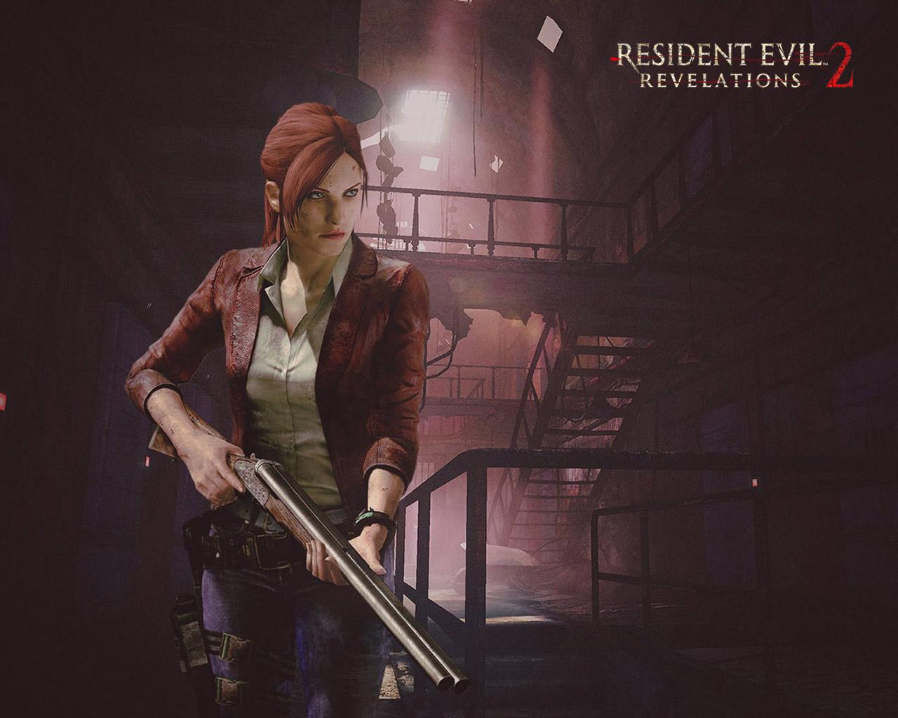 Free Resident Evil: Revelations 2 Wallpaper in 1280x1024